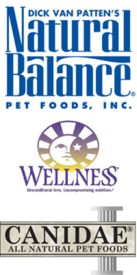Canidae, Natural Balance, and one Wellness recall