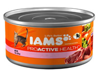 Iams canned cat and kitten food recalled due to low levels of thiamine
