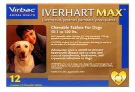 Virbac Announces Voluntary Recall Notice for One Lot of IVERHART MAX® Chewable Tablets