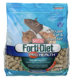 Forti-Diet Pro Health Mouse, Rat and Hamster Recall
