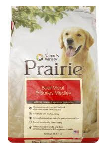 Nature's Variety pet food recall