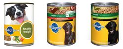 Pedigree pet food recall