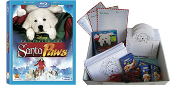 The Search for Santa Paws Disney Christmas movie